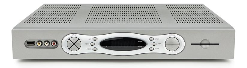 Time Warner DVR