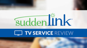 Suddenlink TV Review Logo