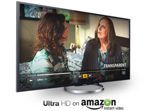 Amazon Prime Ultra HD