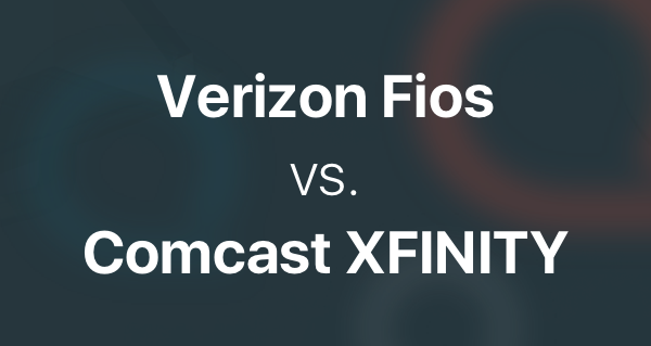 Verizon Fios vs  Top Cable Provider — 2019 Internet & TV