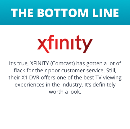Top Rated Cable TV Provider Review 2019