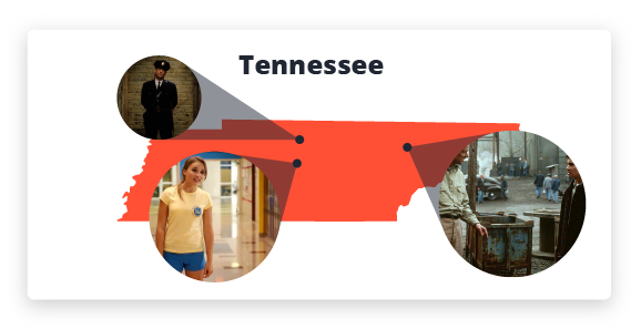 These Are The Most Popular Movie Scenes Filmed In Your State