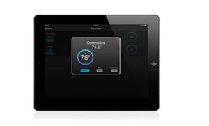 Cox Touchscreen