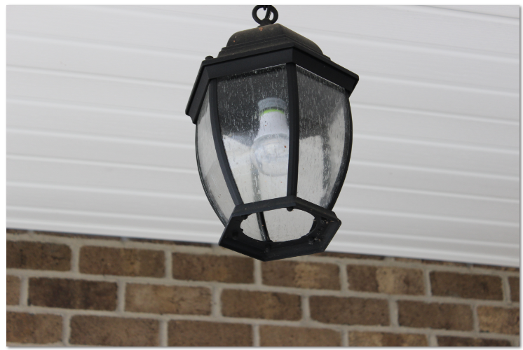 GE Link Bulb Outdoors
