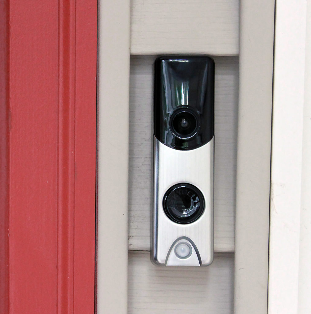 2018 Best Home Security Systems Reviews Read This Before Buying Alarm System Layout Wiring Diagram Top Whether You Want To See Your Kids Get From School Safely Or Just When Amazon Shipment Arrives Doorbell Cameras Are Pretty Nifty