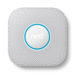 A Nest monitor