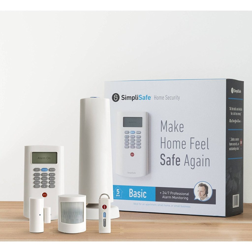 Simplisafe vs Frontpoint Security Review 2019 — DIY home security