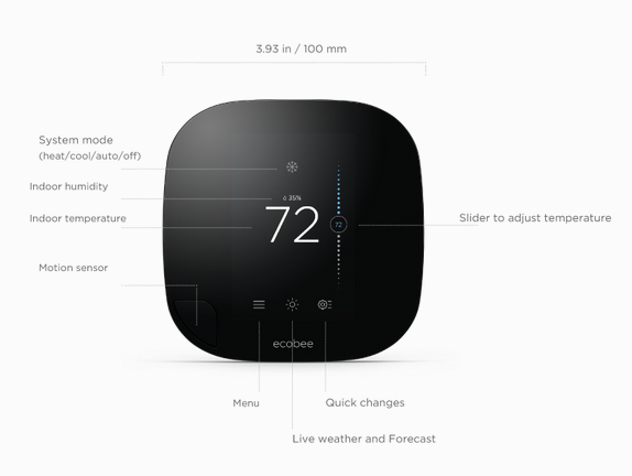 Ecobee3 Smart Thermostat Review Is It A Smarter Smart