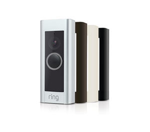 ring pro 1080p doorbell faceplates