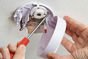 best smoke detectors review 2019 photoelectric dual. Black Bedroom Furniture Sets. Home Design Ideas