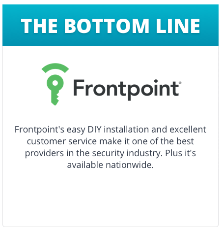 Home Security Services Frontpoint