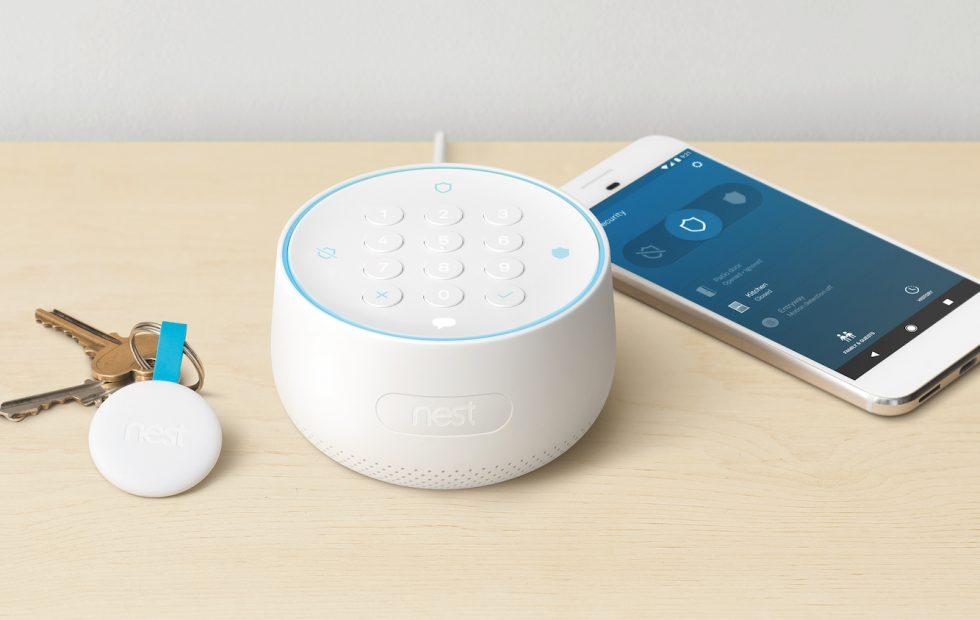 nest secure mobile