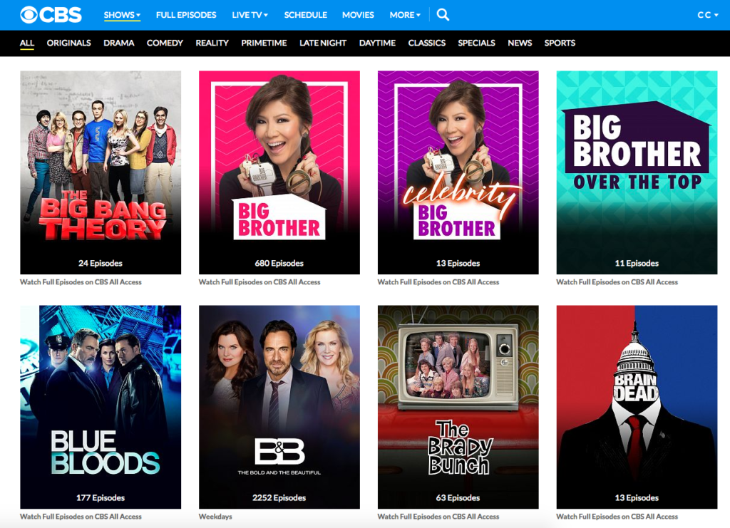 CBS All Access Review 2019 - What is it? And is it worth it?