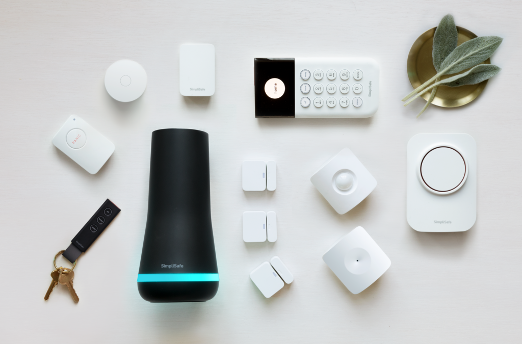 Smart Home Alarm Systems Controlled Via Your Smartphone Yalehome