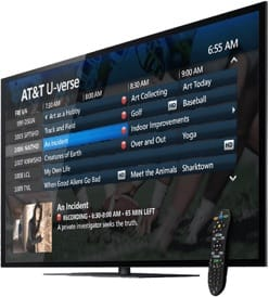 AT&T U-verse TV Review: A solid alternative to DIRECTV?
