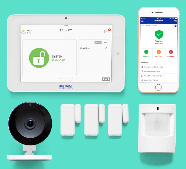 Centurylink Phone Service >> Brinks Home Security Review 2019 — Is It the Best Protection?