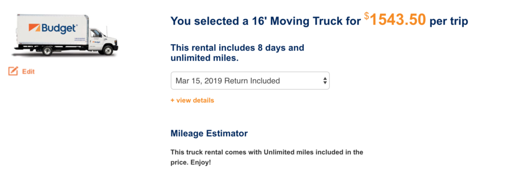 Best Moving Truck Rentals 2019 - Which Truck is Best for You?