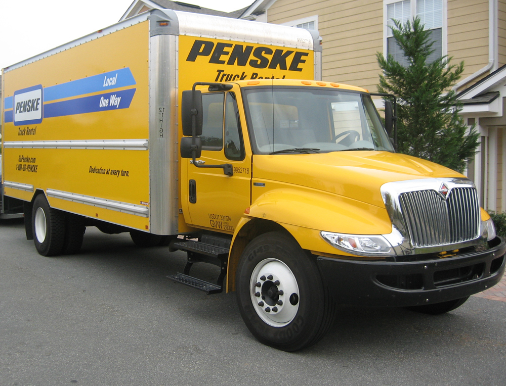 penske truck rental review 2019