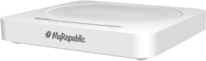 MyRepublic NBN Review - MyRepublic Modem