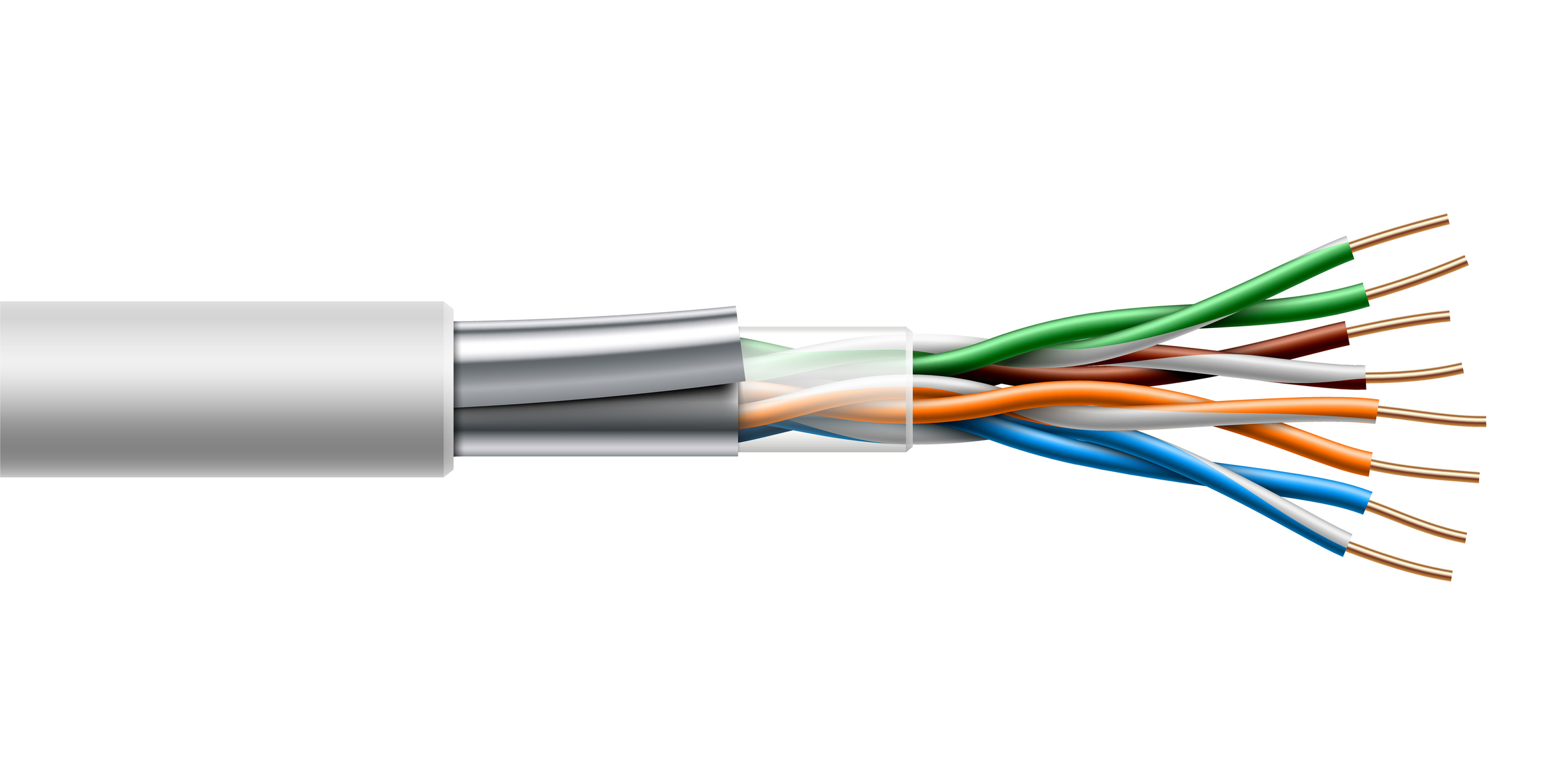 Gigabit Ethernet Cable Wiring Diagram