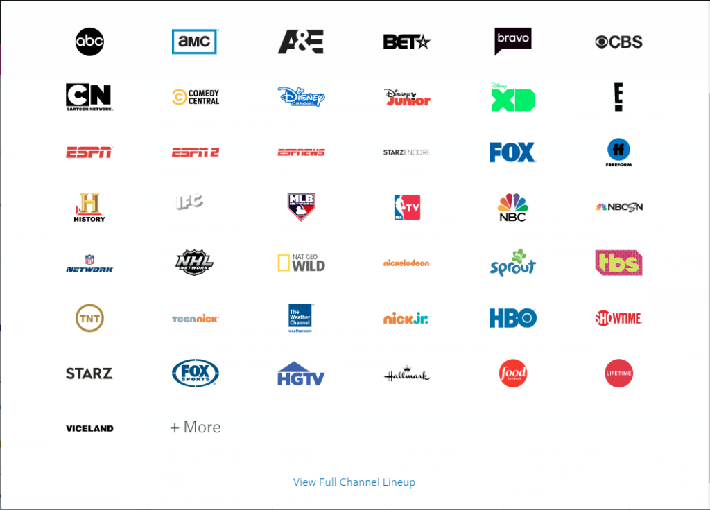 The Best Top Cable Provider Bundles