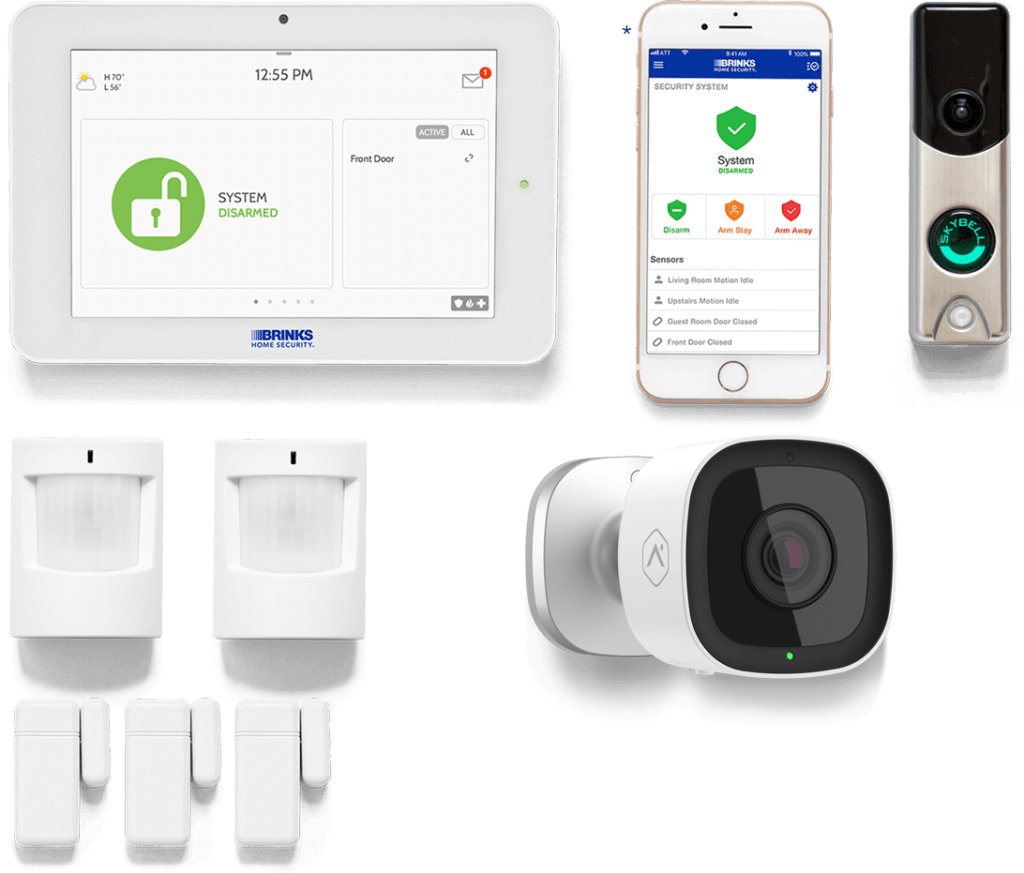 Home Security Ratings >> 10 Best Home Security Systems Of 2020 Reviews Comparisons