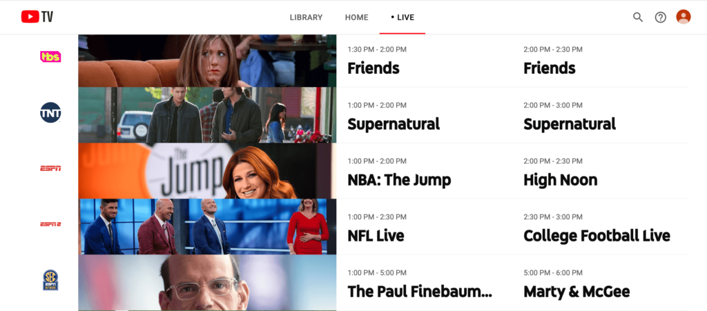 Youtube Tv Review 2020 Can Youtube Tv Replace Cable
