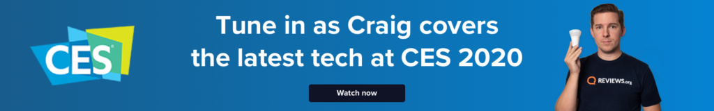 Tune in as Craig covers the latest tech at CES 2020.