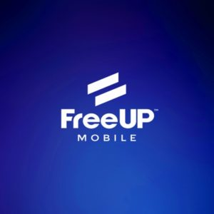 FreeUp Mobile Logo