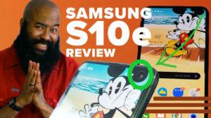 Samsung Galaxy S10e thumbnail
