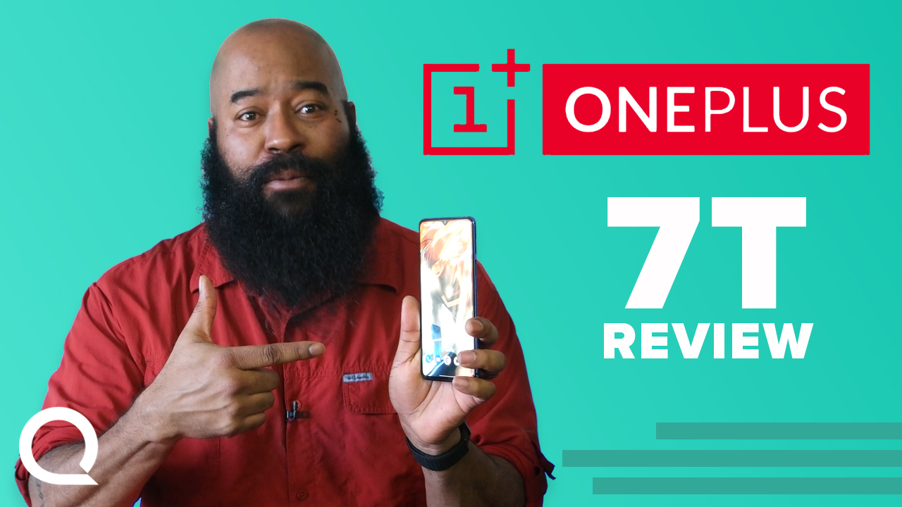 Tshaka reviews the OnePlus 7T