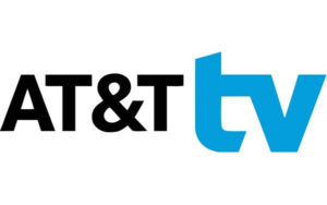 A T and T TV logo