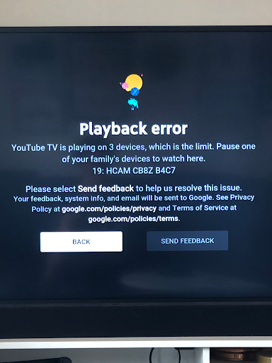 Youtube Tv Troubleshooting Common Errors And Solutions,Different Shades Of Red Hair Color Chart
