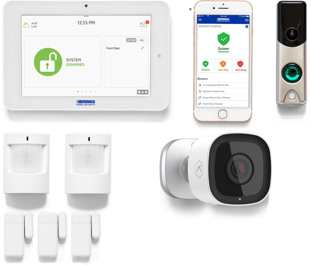 10 Best Home Security Systems Of 2021 Reviews Org
