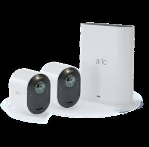 Arlo Ultra 2-camera starter kit