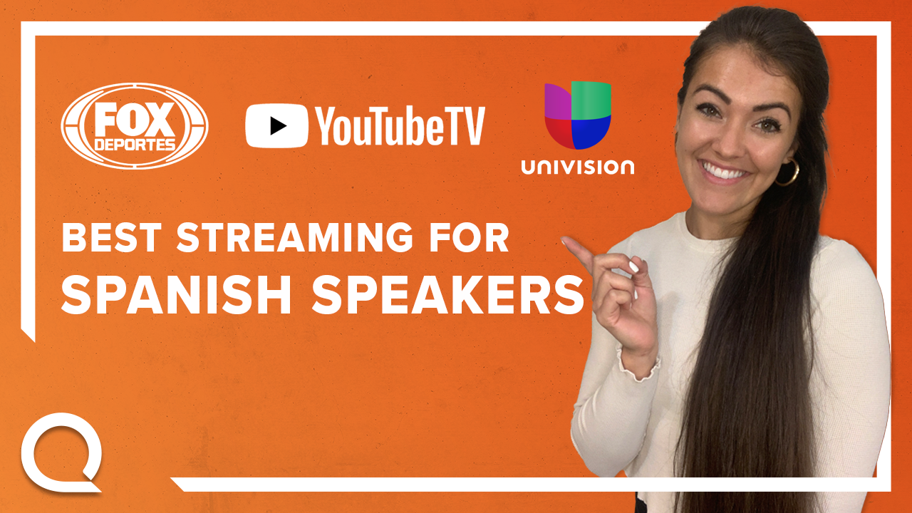 Best streaming service for spanish speakers