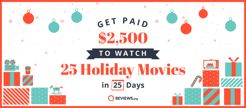 Ho-Ho-Holiday Movie Dream Job