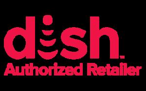DISH Logo Authorized
