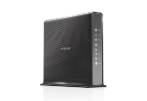 An image of the Netgear Nighthawk C7100V modem router combo