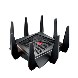 The asus rog rapture GT AC 5300 router