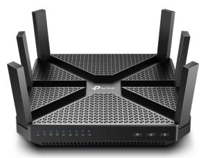 The TP link archer A 20 router