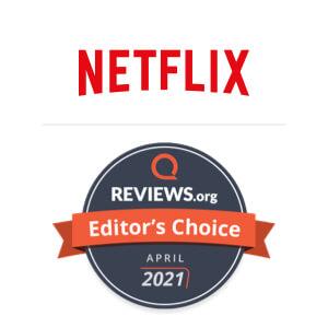 Netflix Editors Pick badge April 2021