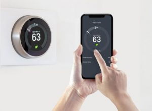 Using Nest Learning Thermostat