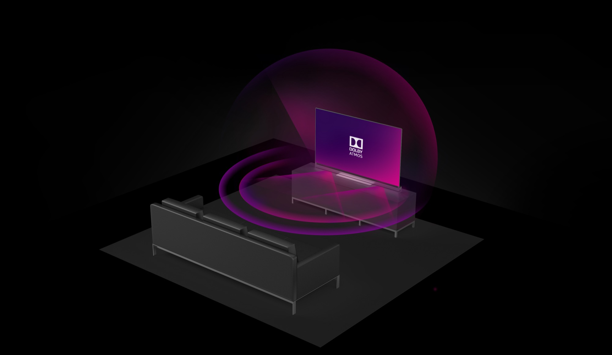 Dolby Atmos Sound Bar